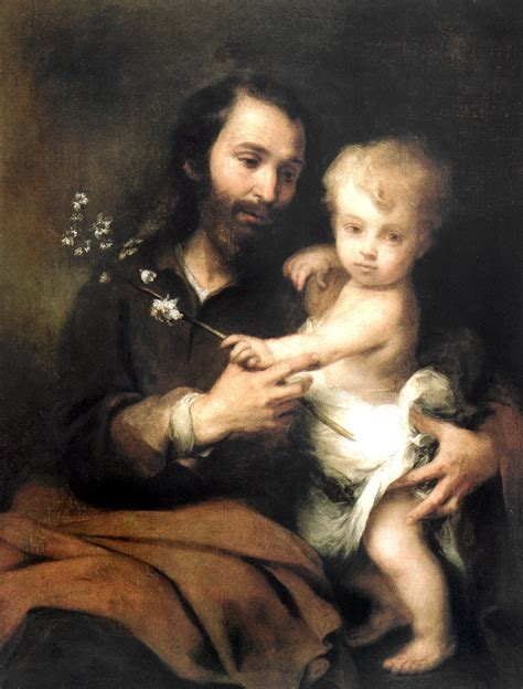 Saint Joseph, Old Man Or Young Man (plus Apparitions Of