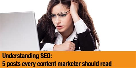 Understanding Seo by Understanding Seo 4 Posts And 1 Infographic Every
