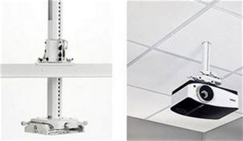 projector mount drop ceiling grid chief s next suspended ceiling system