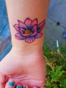 Fleur Lotus Tatouage : tatouage fleur de lotus 01 inkage ~ Mglfilm.com Idées de Décoration