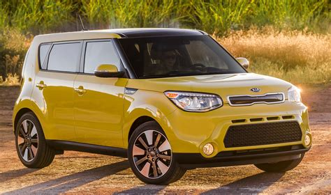 2015 Kia Soul Brings Style, Versatility To Hatchbacks