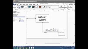 Tutorial  Creating A Context Diagram With Visio