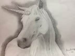 Real Life Unicorn Drawings