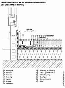 Balkon Abdichten Bitumen : detailausbildungen die bitumenbahn ~ Markanthonyermac.com Haus und Dekorationen