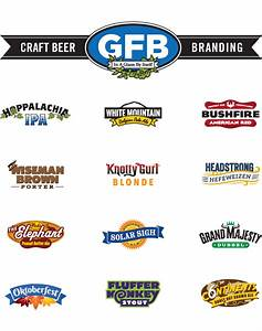 craft beer branding logo design medesignlab With beer logo creator