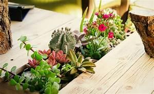 table basse de jardin a faire soi meme 24 idees creatives With deco design a faire soi meme