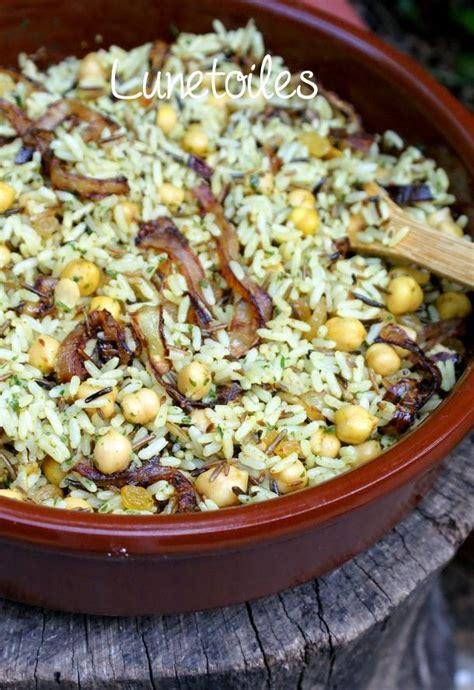cuisiner les pois chiches les 25 meilleures idées de la catégorie riz sur