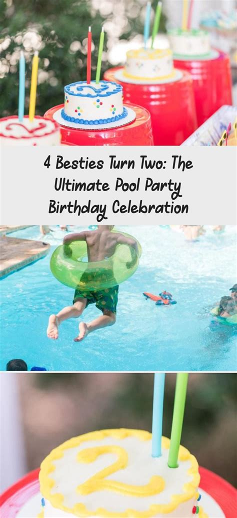 Pin on Pool Party
