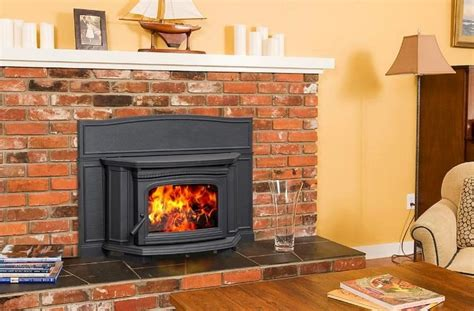 wood burning fireplaces review  materials  ideas