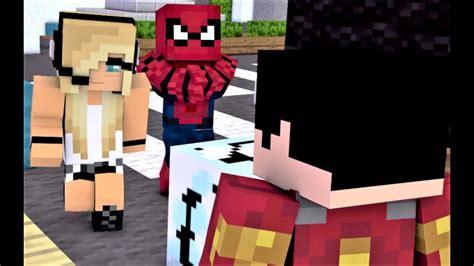 minecraft song nemesis part  spiderman psycho