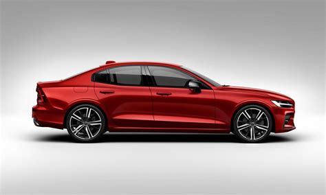 New Volvo S60 by The New Volvo S60 Has Just Been Launched And We Details