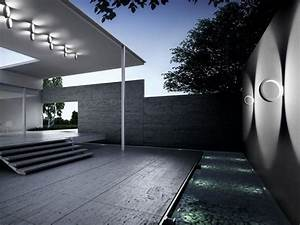 Luminaire Haut De Gamme Contemporain : l 39 clairage ext rieur en 15 id es de lampes de design exclusif ~ Melissatoandfro.com Idées de Décoration