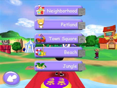 Jumpstart For Wii, Pet Rescue