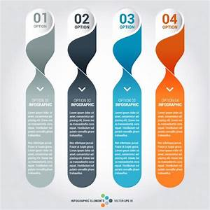 Infographic Element Templates Set Vector | Free Download