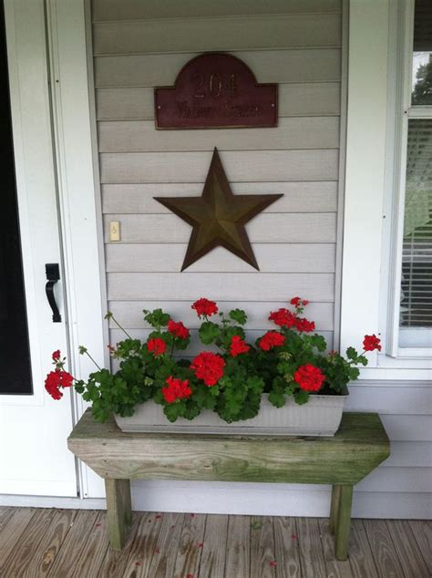 diy decorating ideas  spring   front porch