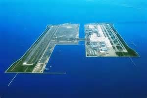 kansai airport japan sinking 一度は行ってみたい あんな空港 こんな空港 変わった空港 airport naver まとめ