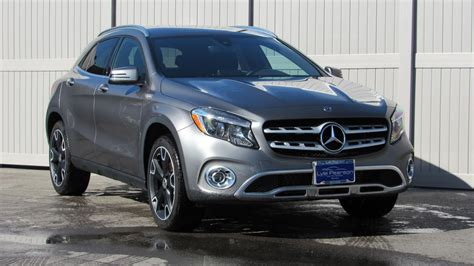 The latter come with extensive warranty coverage and other assurances, and they're preferred by. Certified Pre-Owned 2018 Mercedes-Benz GLA GLA 250 4MATIC® SUV Sport Utility in Boise #18M122 ...