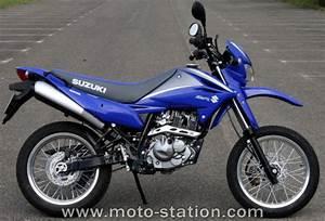Suzuki 125 Dr : suzuki dr 125 sm sm sans violence motostation ~ Melissatoandfro.com Idées de Décoration