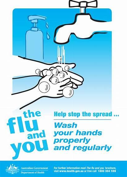 Flu Poster Health Gov Wash Department