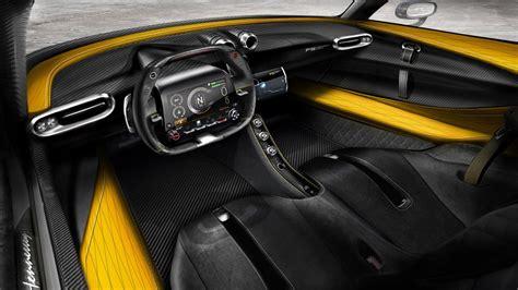 hennesseys mph venom   interior pics top gear