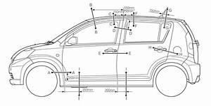 Daihatsu Sirion Model M300 Series Service Manual  No 9890