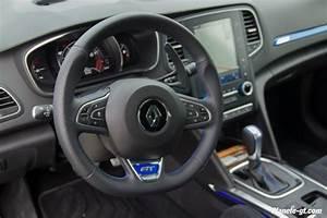 Accessoires Renault Megane 4 : essai video nouvelle renault megane 4 gt tce 205 8 plan te ~ Melissatoandfro.com Idées de Décoration