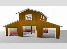 Barn Style Garage+Studio Combo on Pinterest Garage Plans