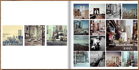 fotobuch quadratisch beispiel layout design photo