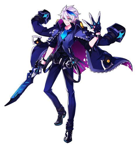 elsword anime character ciel dreadlord