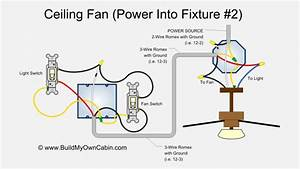 Ceiling fan wiring electrical diy chatroom home