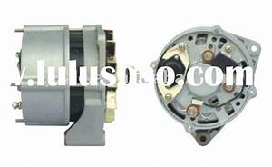 Alternator Bosch 0124425100  Opel 13117340    13117341