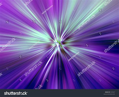 Shades Of Blue And Purple Stock Photo
