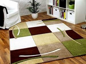 Teppich Braun Grün : photos bild galeria teppich grun ~ Whattoseeinmadrid.com Haus und Dekorationen