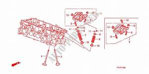 Valve  Rocker Arm For Honda Cars Jazz 1 4 Ex 5 Doors 5
