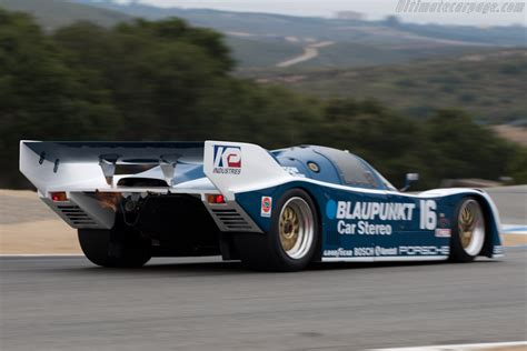 Porsche 962 - Chassis: 962-120 - 2010 Monterey Motorsports ...