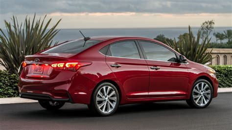 2020 Hyundai Accent by 2020 Hyundai Accent Colors Release Date Redesign And