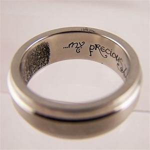 geek chic wedding rings other jewellery ring jewellery With lord of the rings wedding ring