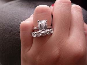 post photos only of your engagement wedding rings here With is an engagement ring the same as a wedding ring