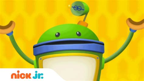 Team Umizoomi  The Best Of Bot's Sizzling Sayings (ad