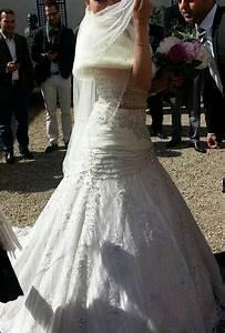 robe de mariee tunisienne avec jupon et voile d39occasion a With boutique mariage avec bijoux occasion
