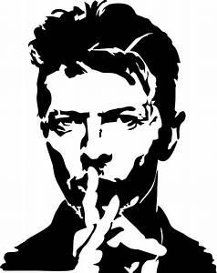 Stencil David Bowie The Stencil Store