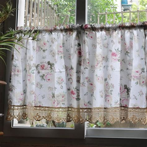 cottage style kitchen curtains cottage style kitchen curtains awesome railing stairs 5914