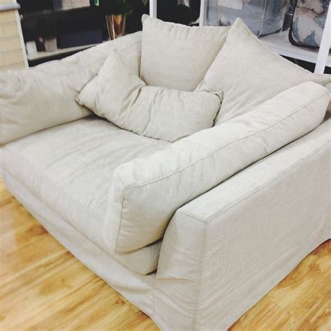 Large Armchair Loveseat by Homegoods Oversized Chair Home Sweet Home