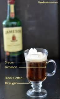 Irish Coffee Recipe Jameson