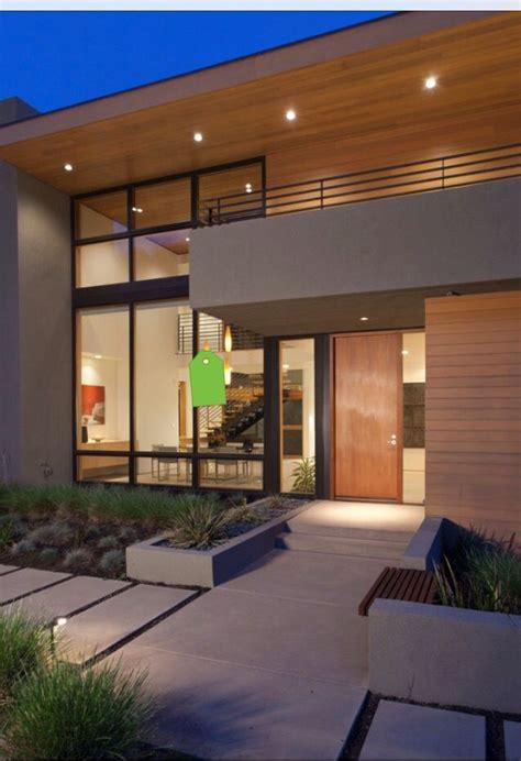 Moderne Häuser Kalifornien by Grauer Putz Holz Fassade Traumhaus Putz Fassade Und Haus