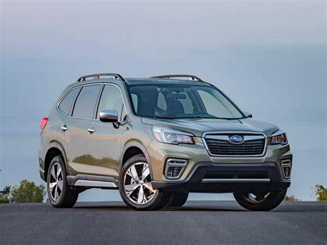 generation subaru forester  picture car