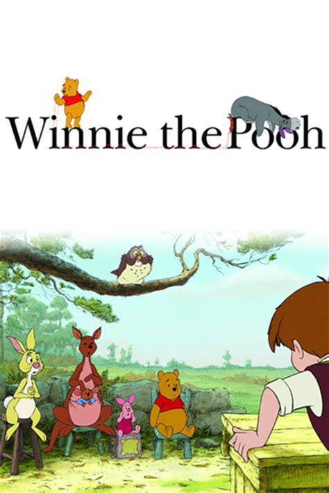 winnie  pooh review   proscenium