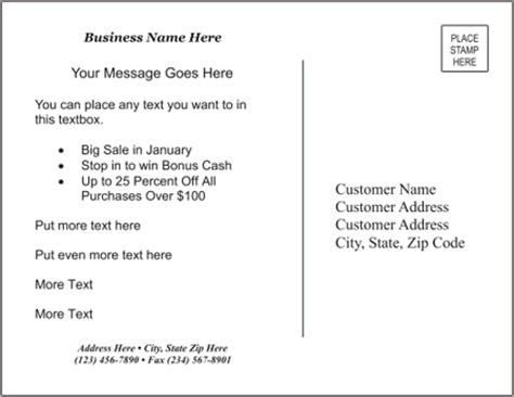 postcard design template postcard templates