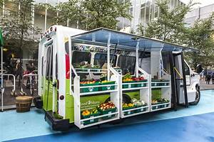 Mobile Market Brings Fresh Fruits And Veggies To Food