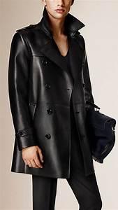 Trench Coat Homme Long : nothing like leather top 3 brands wonder wardrobes ~ Nature-et-papiers.com Idées de Décoration